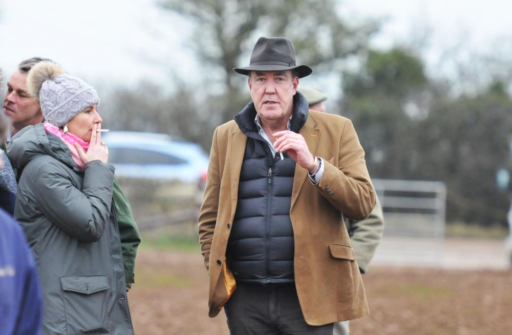 Jeremy Clarkson - supplied by Ian Tolputt